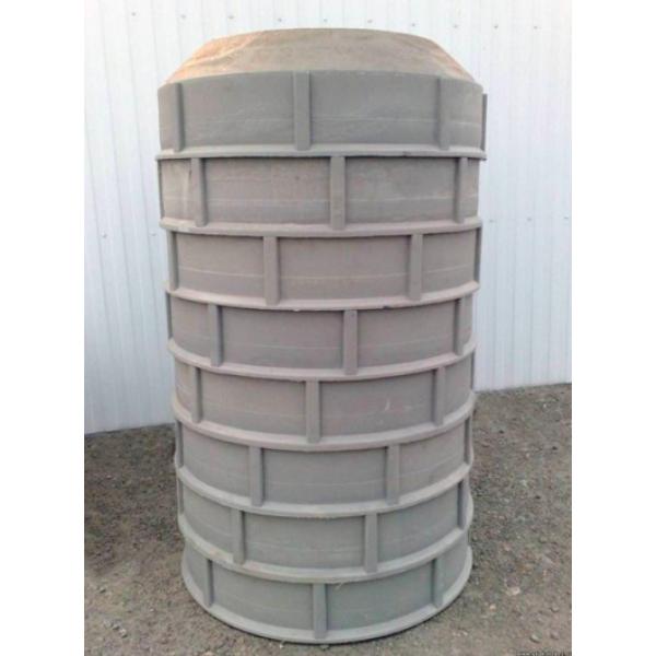 Песчано-полимерный колодец высота 2 м, D=1000 мм Сыктывкар, Ухта