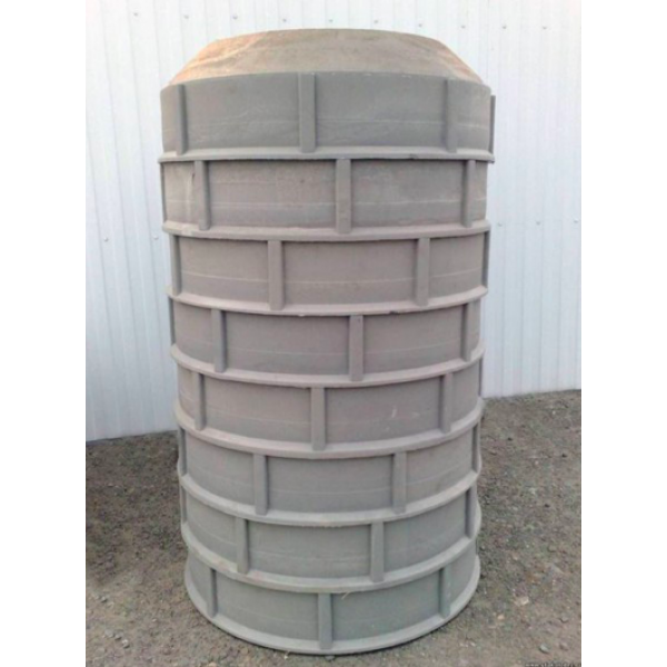 Песчано-полимерный колодец высота 2 м, D=750 мм Сыктывкар, Ухта