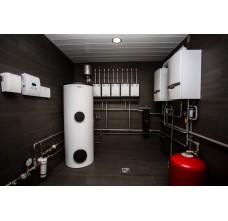 Отопление частного дома в Сыктывкаре и Ухте