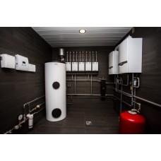 Отопление частного дома под ключ в Сыктывкаре и Ухте