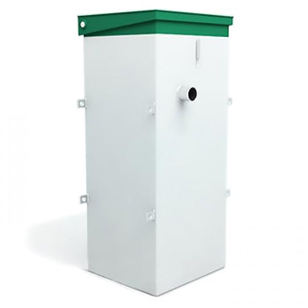 Септик, станция биологической очистки ТОПАС-С 5 ПР для семьи из 5 человек