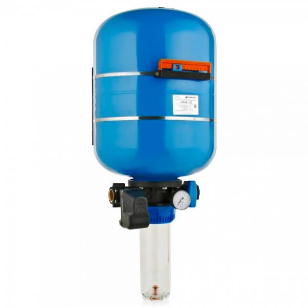 Автоматическая система водоснабжения от колодца