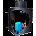 Автоматическая система водоснабжения из скважины с кессоном