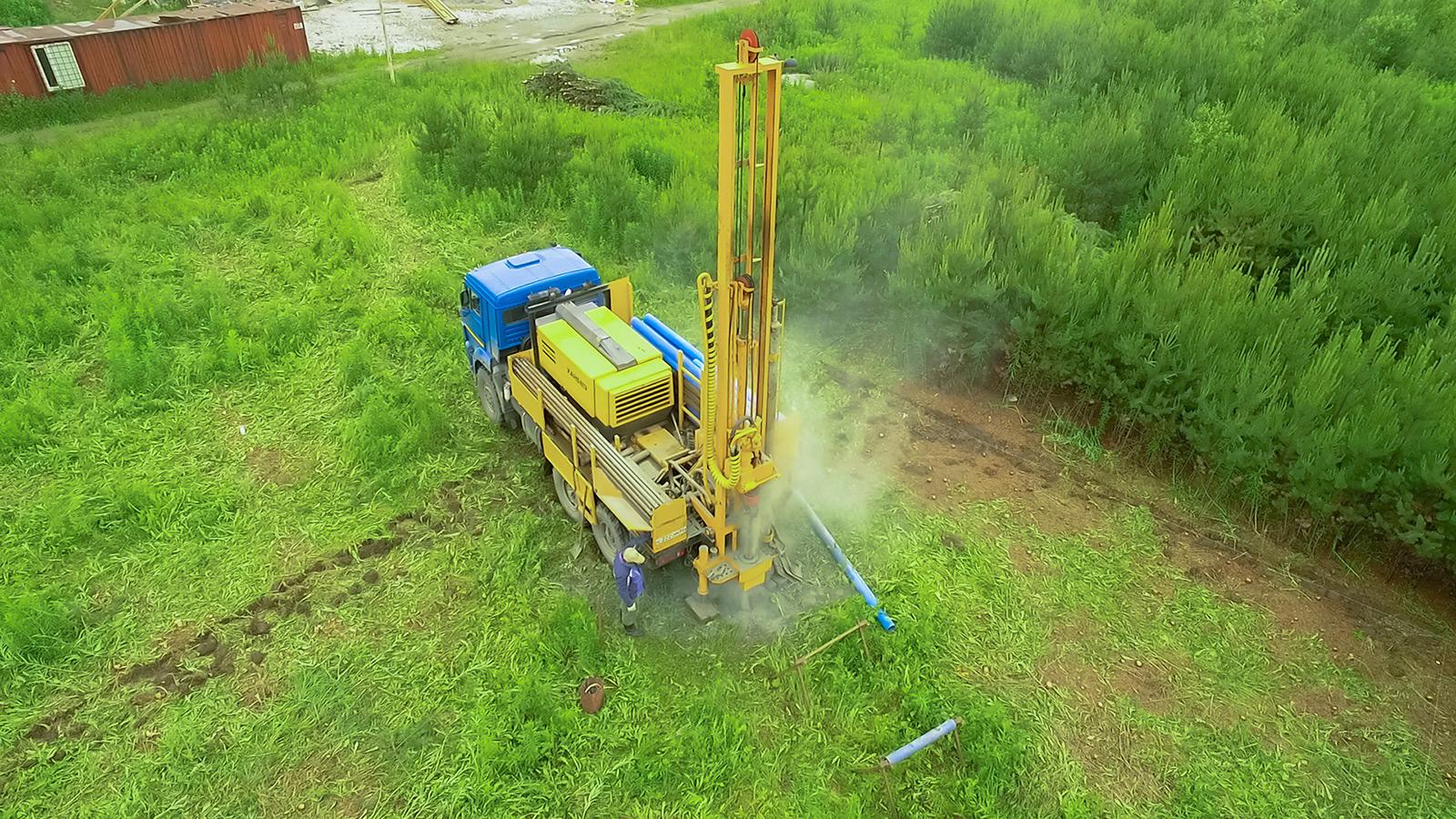 Бурение скважин на воду в Сыктывкаре и Ухте