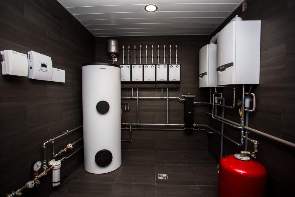 Монтаж системы отопления под ключ в Сыктывкаре и Ухте